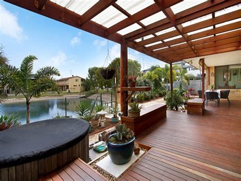 Australian Decking by Outdoor Living Design With Deck From A Real Australian
