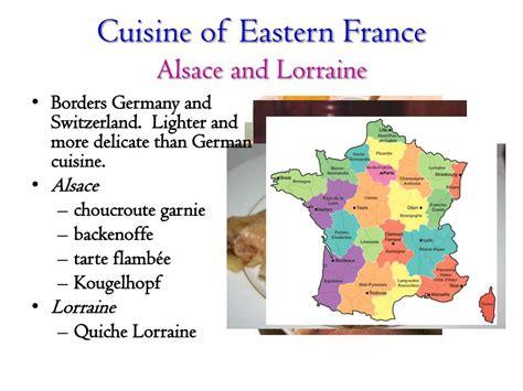 cuisine lorraine ppt la cuisine française powerpoint presentation id 193053
