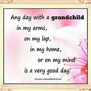 quotes about missing your grandchildren quotesgram