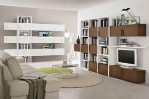 wohnzimmer schrankwand living room bookshelves 62 interior design ideas