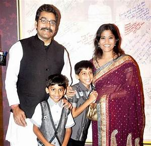 Renuka Shahane family photos | Celebrity family wiki