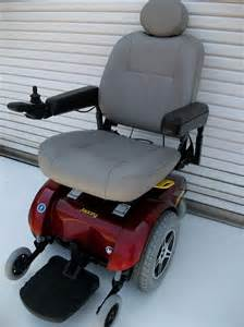 jazzy 14 xl large power chair used electric wheelchairs