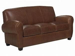 Used american leather sleeper sofa ansugallerycom for Used leather sectional sleeper sofa