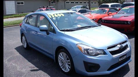 2012 Subaru Impreza 2.0i Premium Hatchback Walkaround