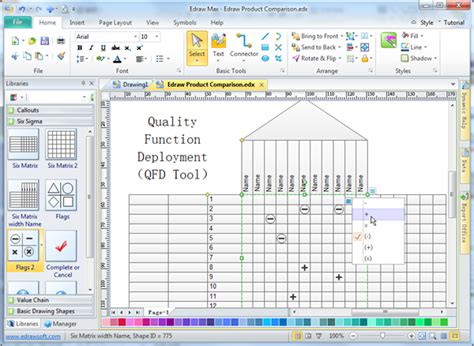 quality function deployment qfd tool