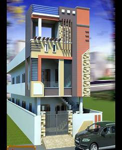 two, floors, house