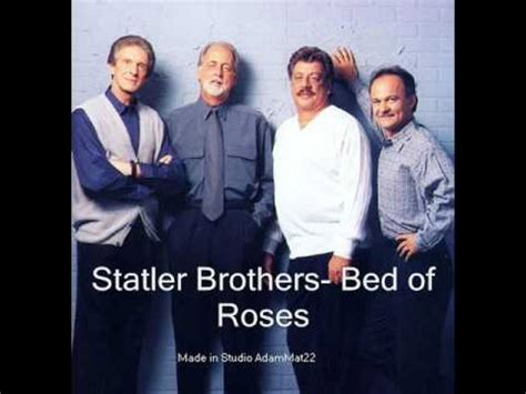 statler brothers bed of roses youtube