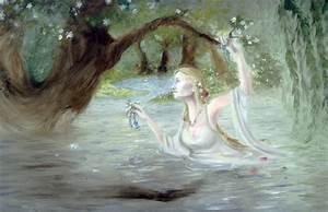 Ophelia Drowning by Reine-Haru on DeviantArt