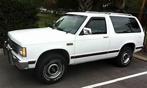1986 Chevrolet S10 Blazer 2wd Auto 2 8 V6 Tahoe Lt Edition