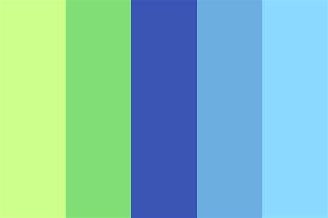 blue green color palette blue green aesthetic color palette