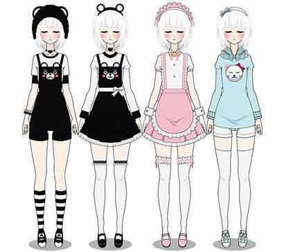 Clothes Random Kisekae Deviantart Exports Version Uniforms