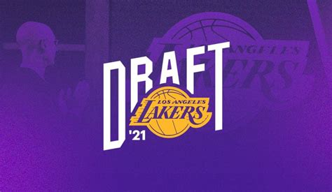 Full 2021 nba draft order: Lakers to Draft 22nd in 2021 NBA Draft | Los Angeles Lakers