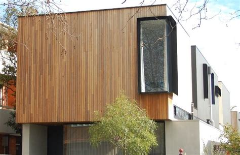 Hardwood Shiplap Cladding by Vertical Timber Boarding Blocks C And D Materials In