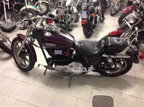 1989 Harley-davidson Fxrs 1340 Low Rider