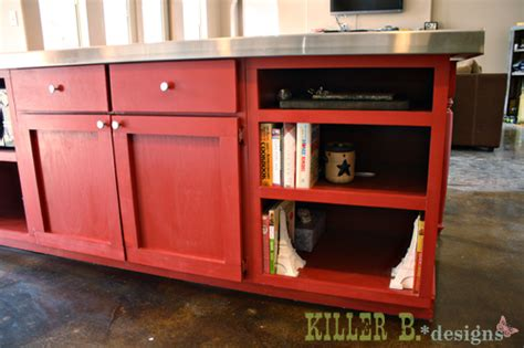 diy kitchen island from stock cabinets 36 inspiring diy kitchen cabinets ideas projects you can