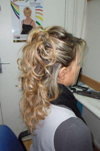 coiffure chignon classe
