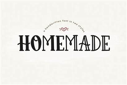 Homemade Font Farmhouse Styles Cart Thehungryjpeg Fonts