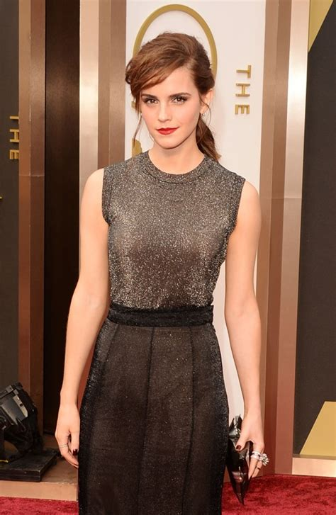 Emma Watson Not Oscars Best Dressed Lainey Gossip