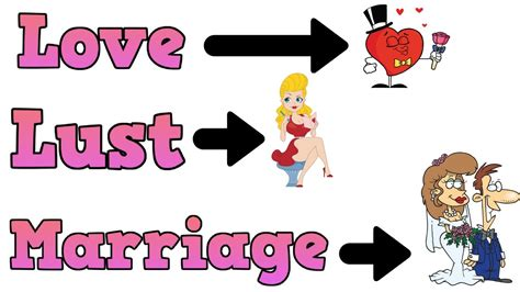 Funny Love Jokes Lust, Love & Marriage Youtube