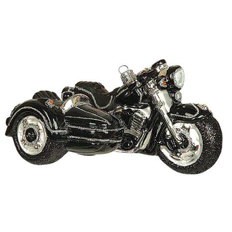 motorrad mit beiwagen christbaumschmuck motorrad mit beiwagen
