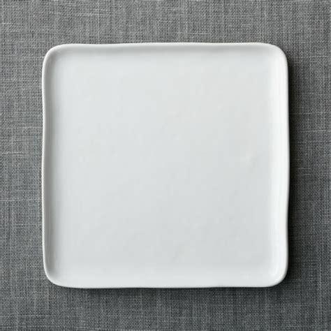 mercer square dinner plate reviews crate  barrel