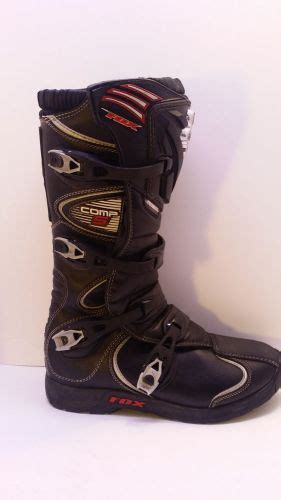 motocross boots size 13 buy fox racing comp 5 riding boots mens size 13 m mx