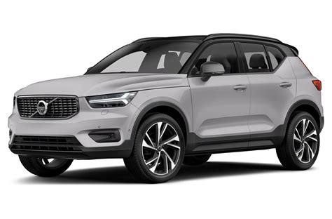 volvo xc compact crossover    cylinder engine