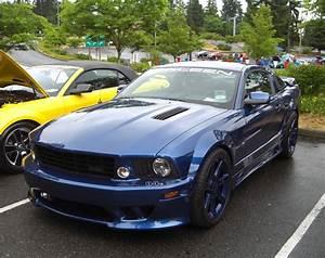 Vista Blue 2008 Saleen S281-SC Ford Mustang Coupe - MustangAttitude.com Photo Detail