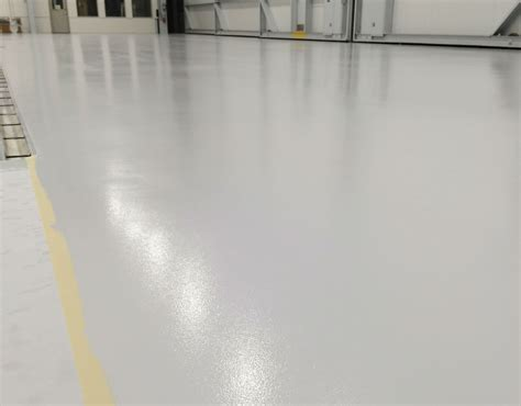 Applied Flooring Gives Corporate Hangar an Aesthetic ...