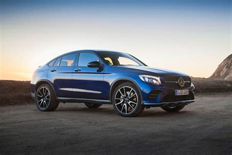 Glc 43 amg 4matic suv. 2017 Mercedes-Benz GLC-Class Coupe AMG GLC 43 Pricing - For Sale | Edmunds