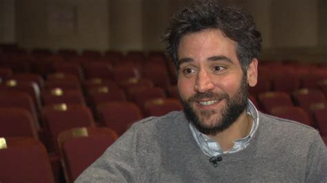 "Josh Radnor Comes Home To Discuss Life After ""how I Met"