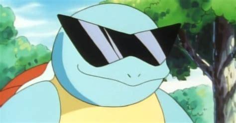 pokemon  pokemon  tera squirtle de oculos escuros