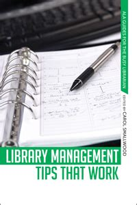 Library Management Tips That Work Ala Store