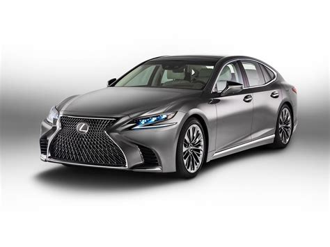 lexus luxury car 5 luxury cars from the detroit auto show bankrate com