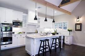 HIGH CEILINGS AND A GREAT ROOM IN A MAGNIFICENT CAPE COD STYLE HOME 2013 CotY Awards For Whole House And Kitchen Remodels Ideas About Cape Cod Houses On Pinterest Cape Cod Homes Cape Cod Cape Cod Kitchen Design On Kitchen In Cape House