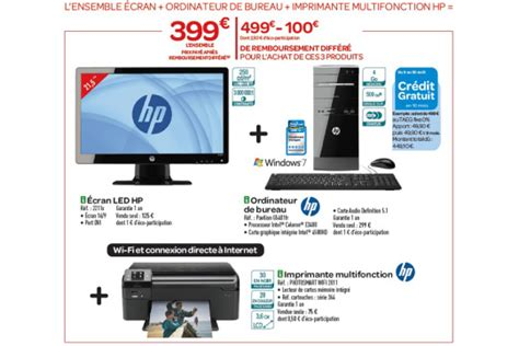 carrefour informatique pc bureau table de lit