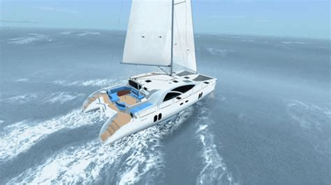 Catamaran Hull Graphics by Patch Archives Sailaway The Sailing Simulator