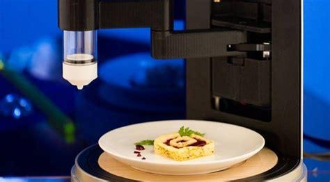 imprimante cuisine une imprimante 3d pour votre cuisine maison