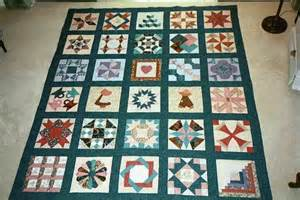 Quilting Sampler Quilts