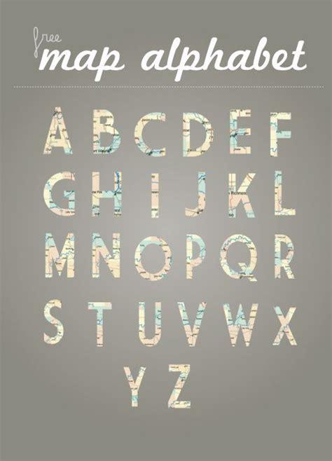 font friday alphabet design alphabet lettering