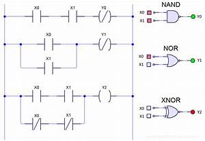 Xnor Wiring Diagram