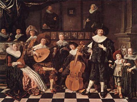peinture chambre romantique période baroque la musique classique