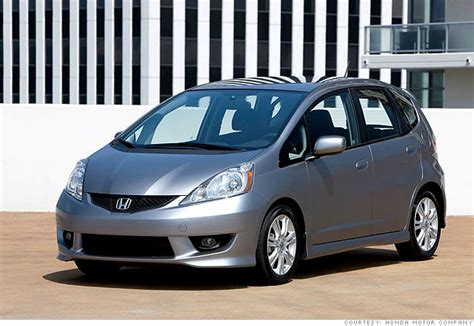 coolest cars   honda fit  cnnmoneycom