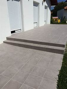 Terrasse En Mosaique : terrasse carrelage et dallage fa ade et terrasse ~ Zukunftsfamilie.com Idées de Décoration