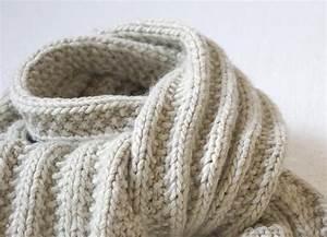 Echarpe Homme Tricot : modele tricot echarpe laine ~ Melissatoandfro.com Idées de Décoration