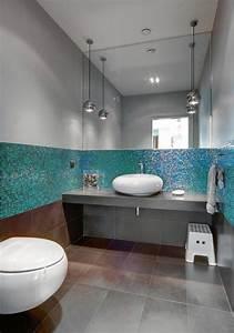 Retro Fliesen Bad : die besten 25 mosaikfliesen ideen auf pinterest gefliestes badezimmer dekorplatte und ~ Sanjose-hotels-ca.com Haus und Dekorationen