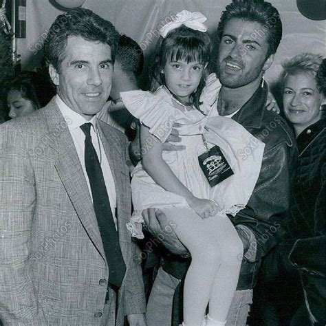 George Michael And John Walsh Adam Walsh Child 1988