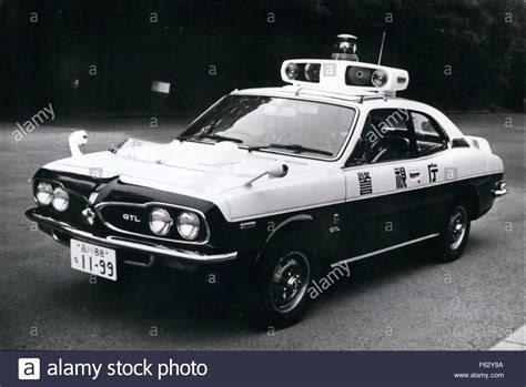 New Tokyo Police Car A New Type Patrol Car For