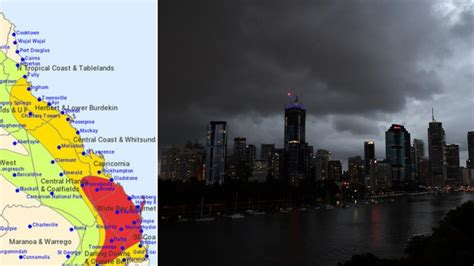 The bureau of meteorology (bom) says very dangerous storms are possible in large parts of queensland on tuesday, with severe storms forecast for eastern and northern areas of the state. Brisbane Weather Forecast - Brisbane Australia September ...