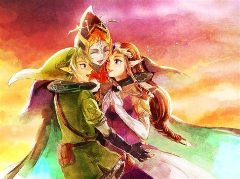 Midna True Form Twilight Princess Game Zerochan